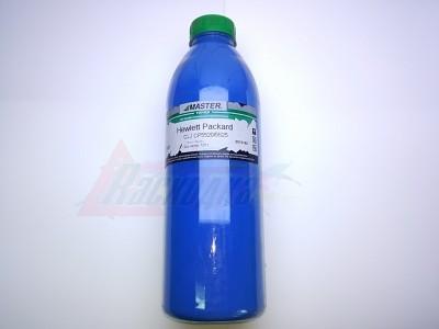 Тонер синий MASTER (CE271A/650A) для HP CLJ CP5520/5525, cyan/синий, 420 гр./банка [16977]