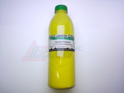 Тонер HP CLJ CP4025/4525/4520/CM4525, желтый/yellow, 300 гр./банка (CE262A) (Master) [19106]