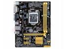 Материнская плата ASUS H81M-K Soc-1150 mATX iH81 2xDDRIII SATA II, SATA III, PCI-E, D-Sub, DVI, SB, 1Gb LAN, USB 2.0, USB3.0 [21516]
