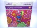 Мышь проводная CBR Candy 800 dpi USB+коврик [22852]