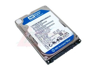 "Жесткий диск WD SATA-III 500 Gb WD5000LPCX Blue (5400 rpm) 16 Mb 2.5"" [23618]"