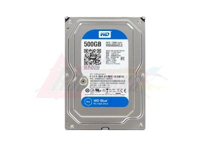 Жесткий диск WD SATA-III 500 Gb WD5000AZLX Blue (7200 rpm) Cache 32Mb [24379]