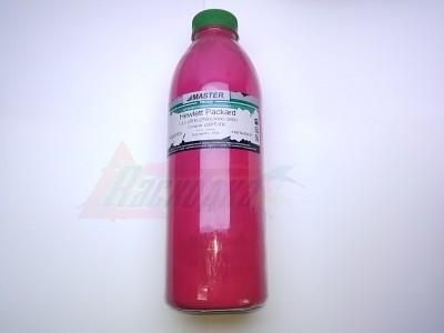 Тонер пурпурный MASTER для HP CLJ 1500/2500/2550/2820/2840/3500/3600/3700/3800/Enterprise 500 M552/M553/Canon LBP5300, пурпурный/magenta, 150 гр./банка [24684]