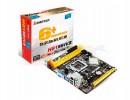 Материнская плата Biostar H81MHV3 Soc-1150 iH81 2xDDRIII-1600, 2xSATA II, 2xSATA III, PCI-E, HDMI+D-Sub, 6CH, 1Gb LAN, 4xUSB2.0, 2xUSB3.0, mATX, RTL [27870]