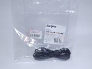 Кабель USB -  micro USB Exegate (1.8 м) черный [EX191088RUS] [29101]