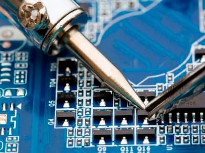 Компонентный ремонт мат.платы ноутбука